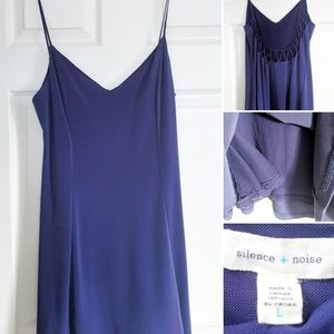 Silence And Noise Urban Outfitters Slip Dress